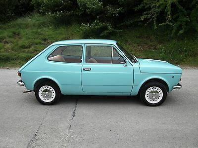 Fiat Probably The Best Most Original 127 Available Anywhere Under 2000 Miles