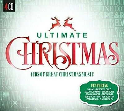 Various Artists - Ultimate Christmas / Various [New CD] UK - Import