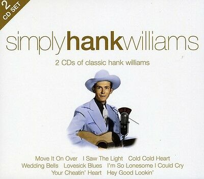 Hank Williams - Simply Hank Williams [New CD] UK - Import