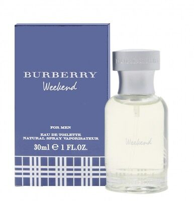 Burberry Weekend Eau De Toilette 30Ml Spray - Men's For Him. New. Free Shipping