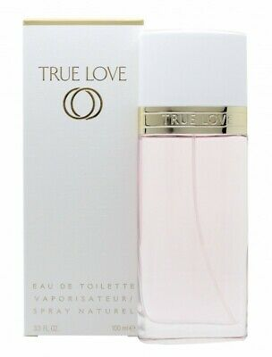 Elizabeth Arden True Love Eau De Toilette 100Ml Spray - Women's For Her. New