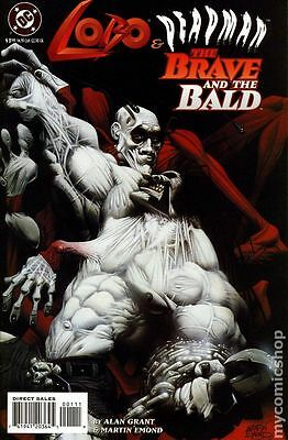 Lobo Deadman The Brave and the Bald (1995) #1 VF
