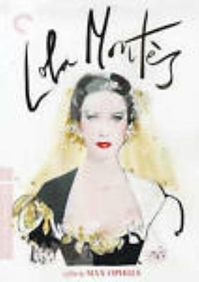 Lola Montes 2-Disc Set, Criterion Collection DVD VIDEO MOVIE film by Max Ophls