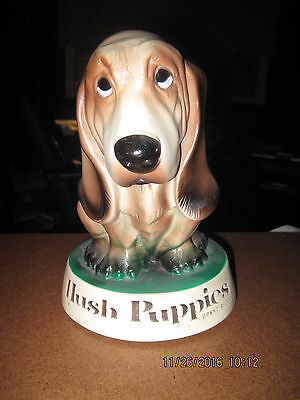 Vintage 1960's Hush Puppies Display Advertising Figurene Great Condition