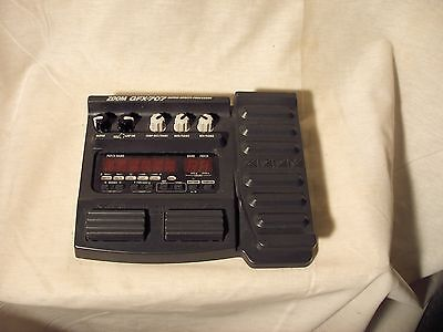 Zoom GFX707 Guitar Effects Processor