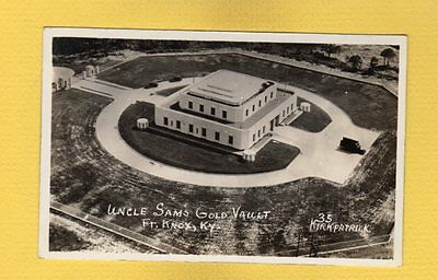 RPPC Fort Knox Uncle Sam's Gold Vault, or where it is supposed to be!