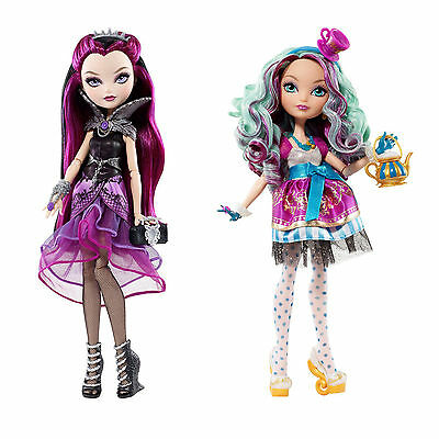Ever After High Rebel Doll Fashion Toy Dress Up Accessories Fairy Tale Series