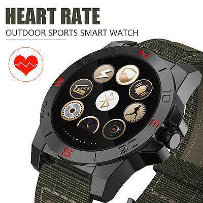 Outdoor Smart Wrist Watch N10B Waterproof Bluetooth Watch for Android iOS iPhone