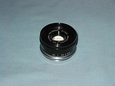 ENLARGING LENS 50mm.Leica 39mm thread