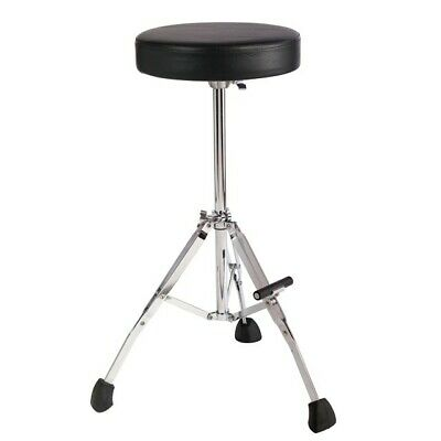 """NEW - Gibraltar 21"""" Short Stool With Round Seat & Footrest, #GGS10S"""