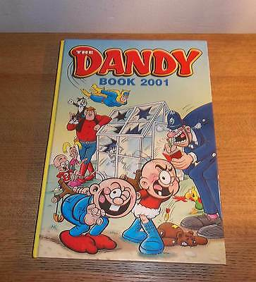 The Dandy Annual Book 2001 Mint Condition Only Opened For Photographs