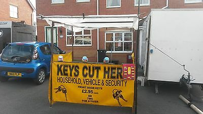 Keycutting  And Engraving Business For Sale