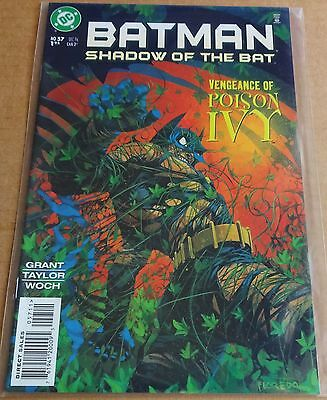 Dc Comics Batman Shadow Of The Bat #57  New/unread High Grade Nm 1996 Free P/p
