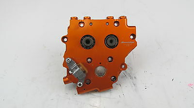 2004 Harley Flhtcui  cam cover with cams 25284-