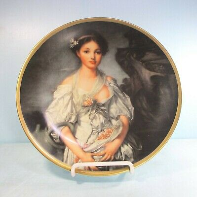 1979 Norman Rockwell 1st Mom's Day plate HOMECOMING Gorham china Brantwood ᴾ