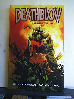 Graphic Novel: Deathblow - And Then You Live   Paperback