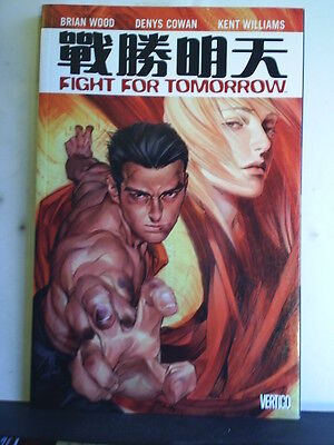 Graphic Novel: Fight For Tomorrow   Paperback