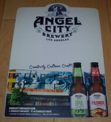 ANGEL CITY Creativity Los Angeles STICKER decal craft beer brewery brewing