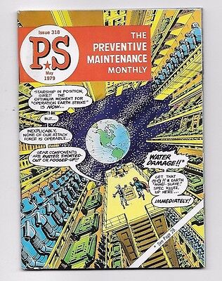1979 ARMY PS MAGAZINE Preventive Maintenance Monthly Issue 318
