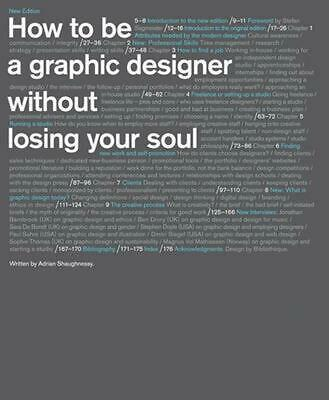 How to Be a Graphic Designer Without Losing Your Soul by Adrian Shaughnessy (Eng