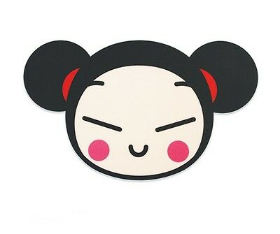 PUCCA : Animation Character Collectibles Mousepad, Mouse Pad Mat (Type A)