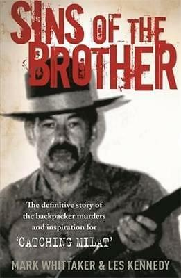 NEW Sins of the Brother By Mark Whittaker Paperback Free Shipping