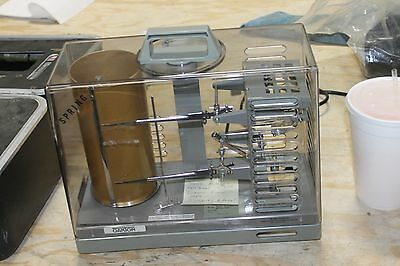 Oakton Cole Parmer  Hygrothermograph -10 TO 50C Hygrograph Chart Recorder