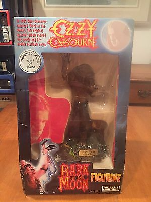 Ozzy Osbourne Bark at the Moon Jack in the Box Figurine by Monowise New in Box