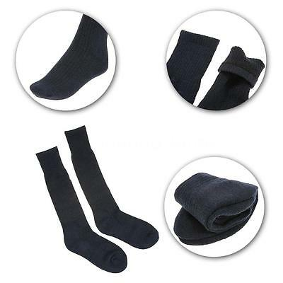 Men'S Tactical Thermal Army Socks Long Warm Military Cotton Boot Socks New Z0I5