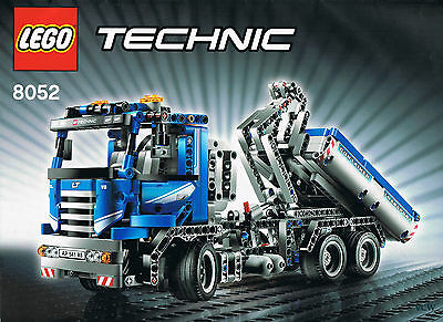 LEGO Technic 8052  Container Truck  mit Power Funktion