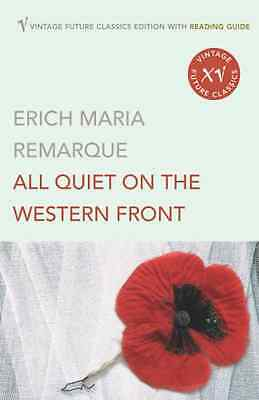 All Quiet on the Western Front (Reading Guide Edition) - Paperback NEW Remarque,