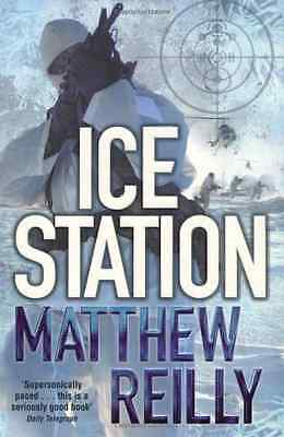 Ice Station - Paperback NEW Reilly, Matthew 2010-01-01