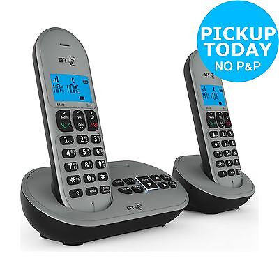 BT 3580 Cordless Telephone with Answer Machine - Twin :The Official Argos Store