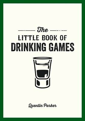 The Little Book Of Drinking Games (Litte Book) (Paperback), Parke. 9781849535861
