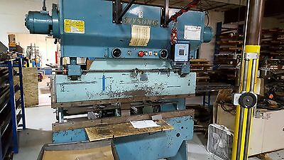 Wysong 6' 35 Ton Pressbrake Metal Bender Press Brake