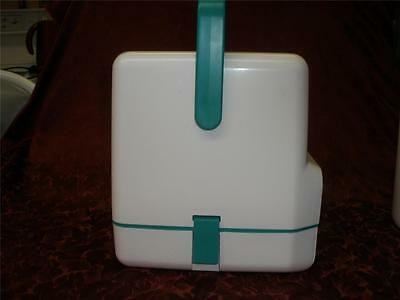 Portable Decor Wine Bag Cask Cooler White And Green