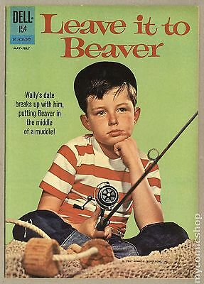 Leave it to Beaver (1962 Dell) #207 VG+ 4.5