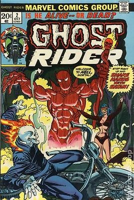 Ghost Rider (1973 1st Series) #2 GD/VG 3.0 LOW GRADE