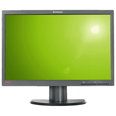 Lenovo ThinkVision L2440p Wide 4420-HB2 24 Zoll 16:10 LCD Monitor 1920x1200 5ms
