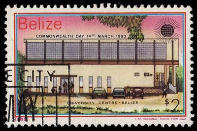 """BELIZE 671 (SG734) - Commonwealth Day """"University Centre"""" (pa54983)"""