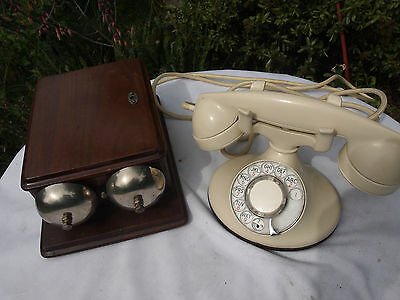 Vintage Western Electric Table Telephone Phone