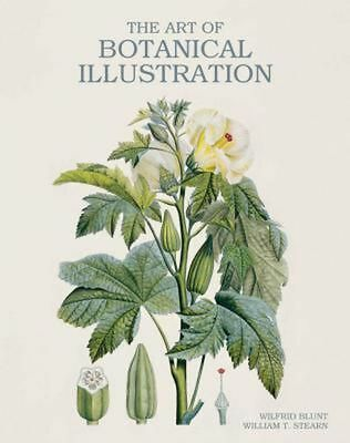 The Art of Botanical Illustration by Wilfrid Blunt (English) Hardcover Book