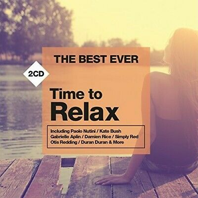Various Artists - Best Ever Time to Relax [New CD] UK - Import