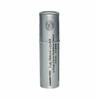 Honeybee Gardens Truly Natural Lipstick, Paradise, 0.13 Ounce