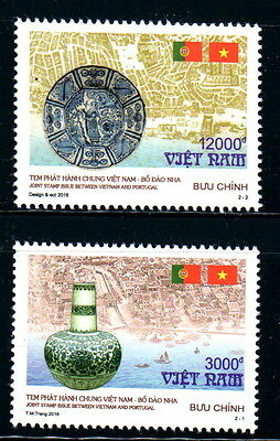 1074-Vietnam – Year of the Cock set 2 2017