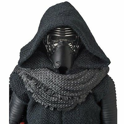 Medicom Toy MAFEX No.027 Kylo Ren Action Figure Doll Star Wars