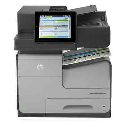 HP Officejet Ent Color MFP X585z B5L06A Farbe Drucker Fax Duplex USB ePrint