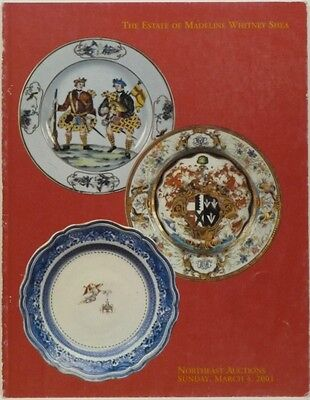 Antique China Trade Chinese Export Porcelain- Shea Collection 2001 Catalog