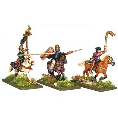 Mounted Celt Command Figures