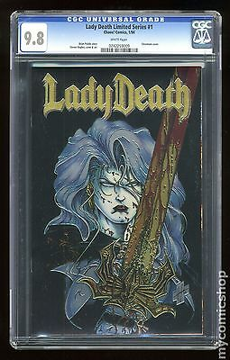 Lady Death (1994 Limited Series) #1 CGC 9.8 (0242259009)